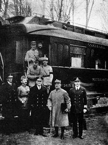 The 'Armistice carriage'