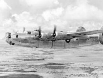 The glorious B24 Liberator in its heyday